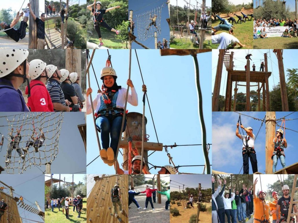 , Team Building Training Programs, Anchor Training Courses & Consulting Services